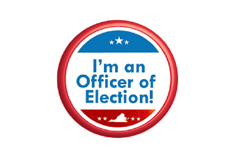 WANT TO BE A ELECTION OFFICER?